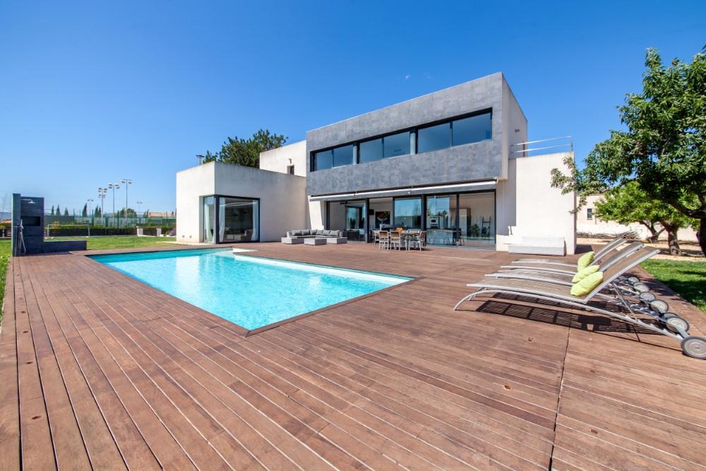 Moderne luxusvilla mit pool  Villa Palma Umgebung kaufen: Villen in Palma Umgebung auf Mallorca