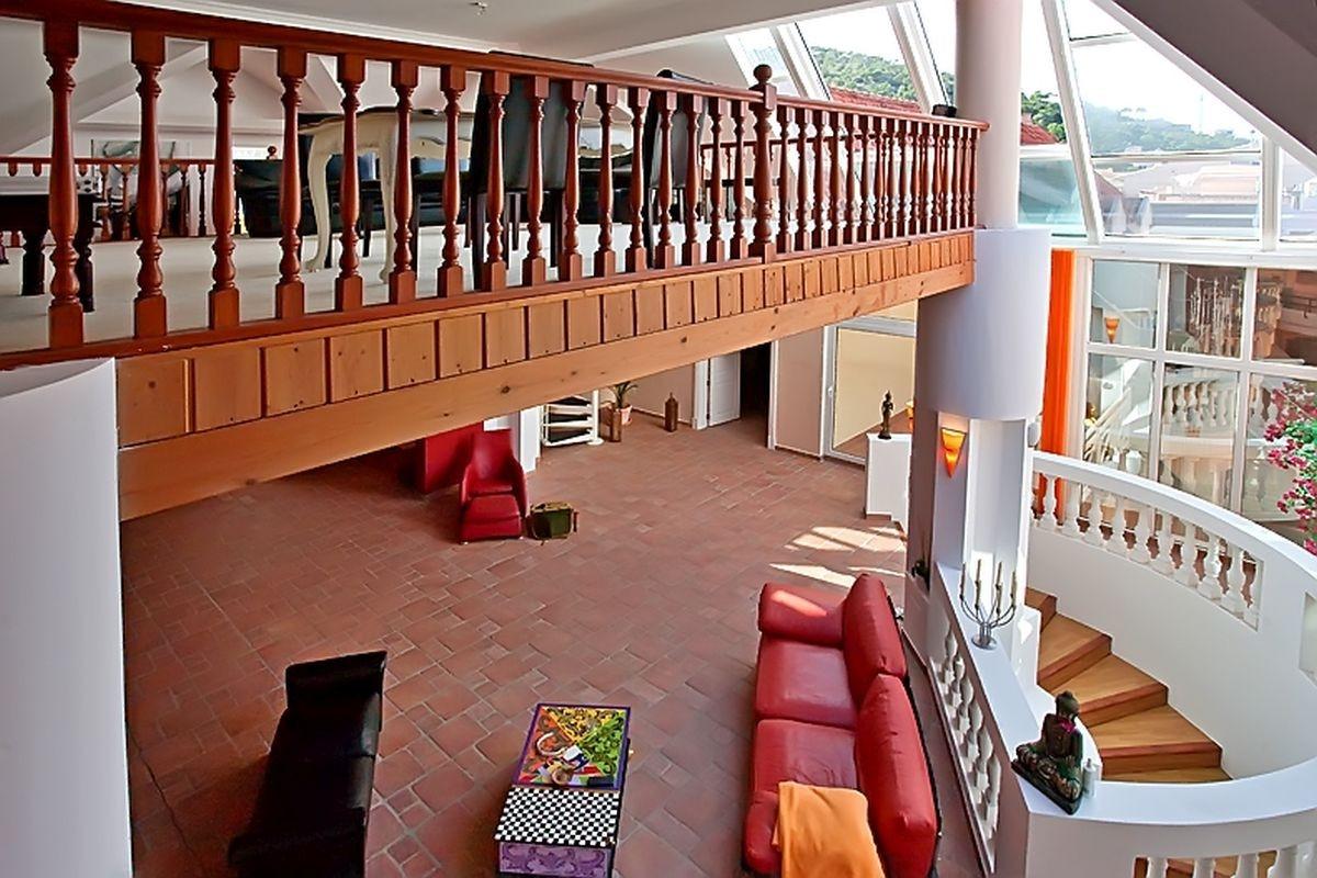 Extravagantes Penthouse Design - Home Design Ideas ...