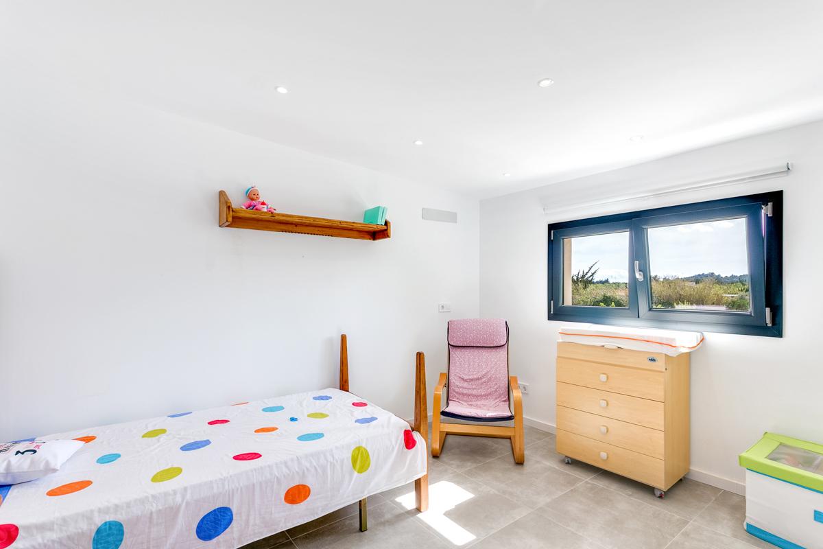 Schöne und familienfreundliche Neubau - Finca nahe Selva - kaufen