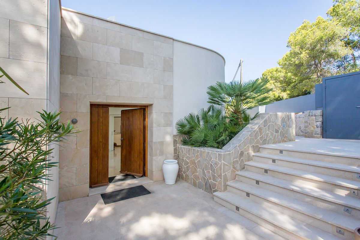 Porta Treppen breathtaking villa in an outstanding location in portals nous with