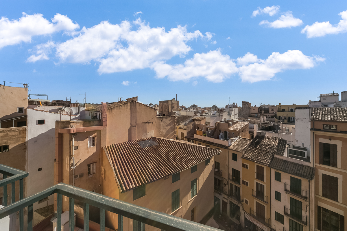 Exclusive penthouse on the Placa mayor-a superb opportunity to ...