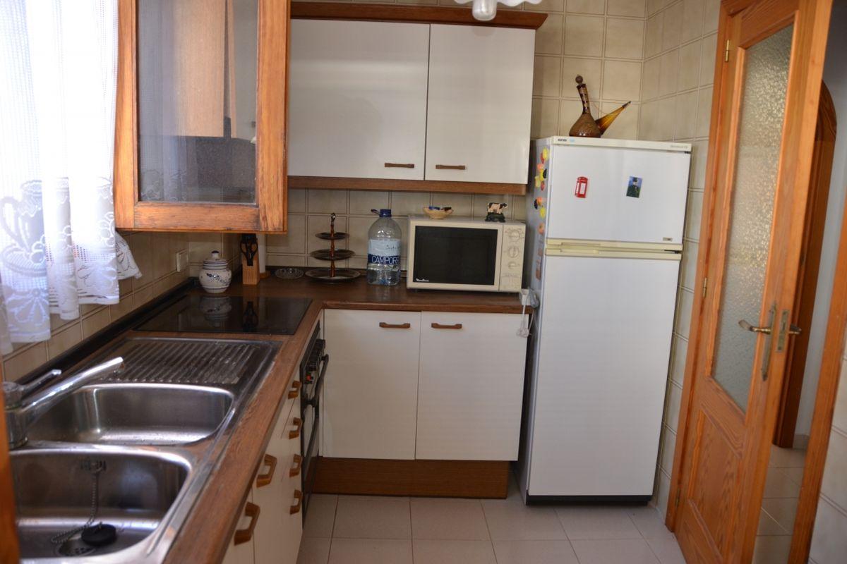 Zentral gelegene Wohnung mit Sonnenterrasse in Santa Ponsa - mieten